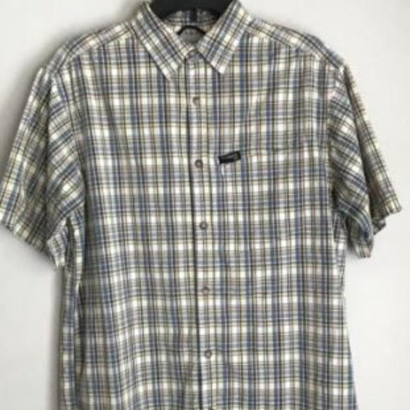 d6ebab43378 Columbia Shirts | Grt Men Large Shirt Omni Dry | Poshmark